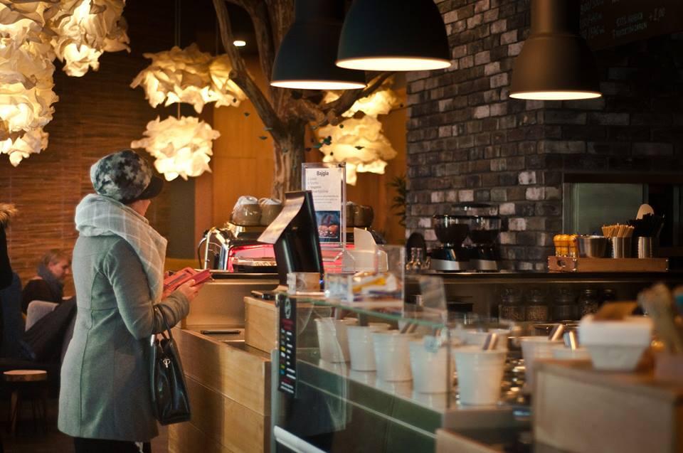 HACCP dla kawiarnio-lodziarni. Jak otworzyć kawiarnio-lodziarnię? Wymogi Sanepidu naprzykładzie all'Angolo CAFE wZielonej Górze.
