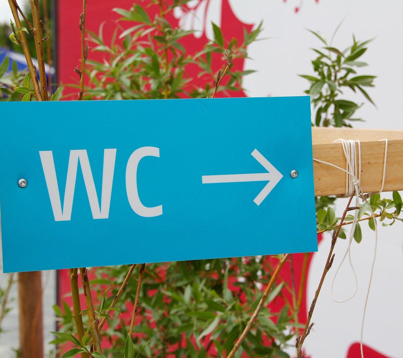 HACCP dla lokalu gastronomicznego. Toaleta dla klienta ipracowników wlokalu gastronomicznym, czyjest wymagana?