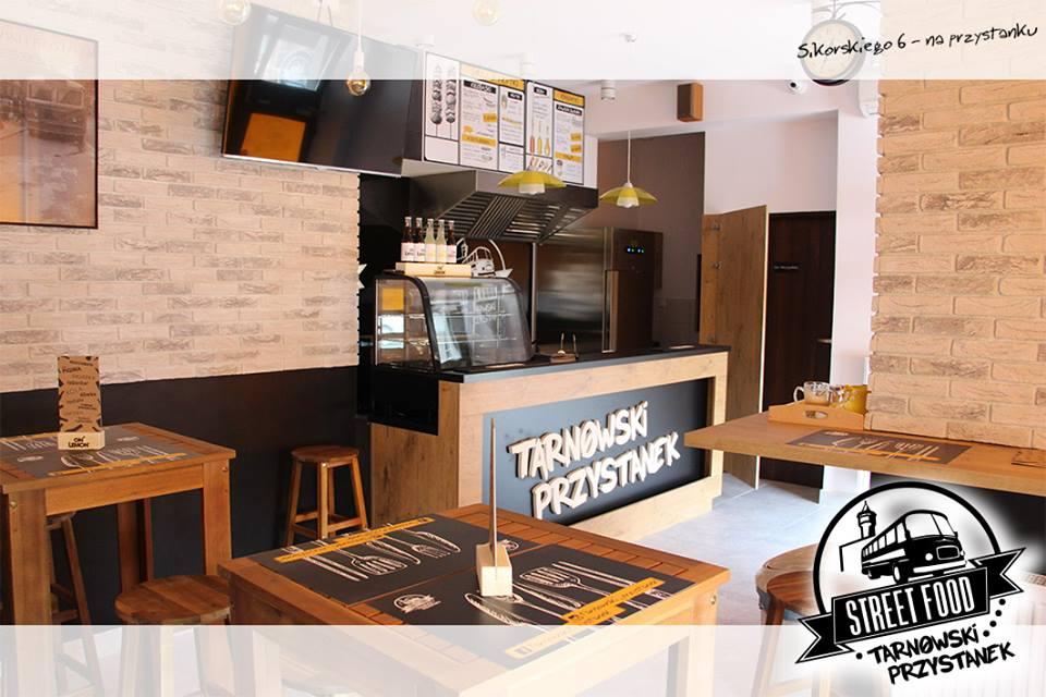 """HACCP dla street-food naprzykładzie """"Tarnowski Przystanek"""" zTarnowa."""