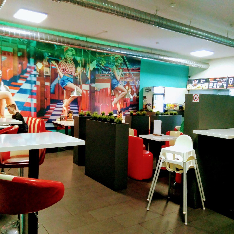 """HACCP dla fast- food naprzykładzie """"Chicken & Kebab"""" zZielonej Góry"""