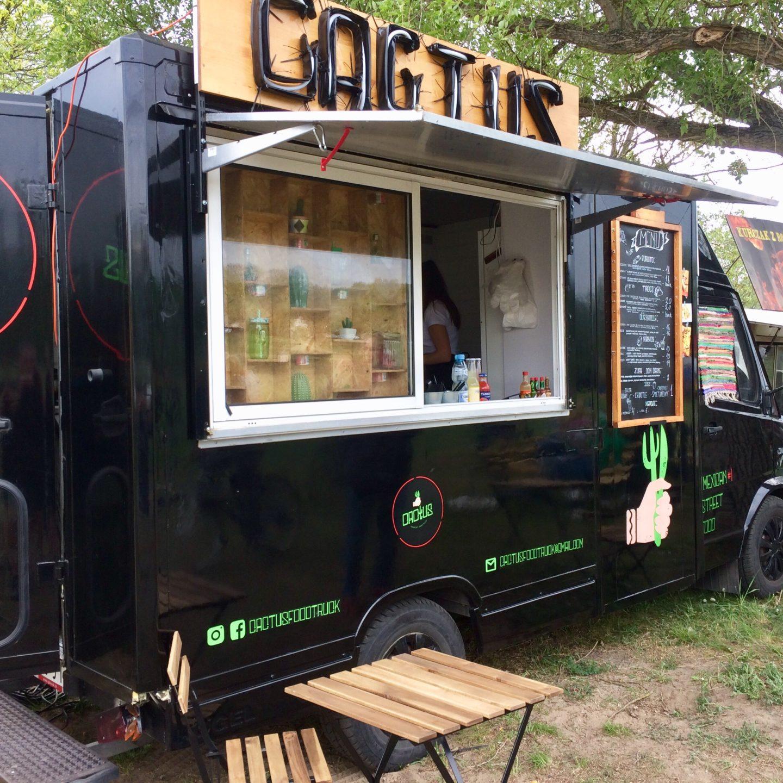 """HACCP dla food trucka zkuchnią Meksykańską naprzykładzie """"Cactus foodtruck"""""""